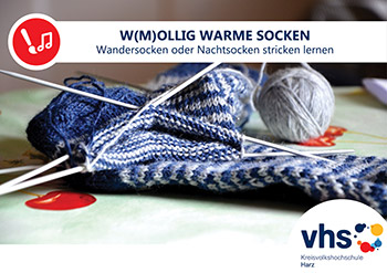 Mollig warme Socken stricken